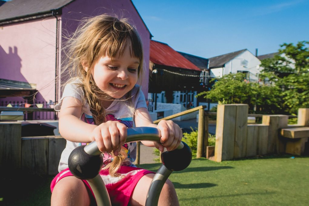 Our Pocket Guide to Bluestone Wales - fun in the park