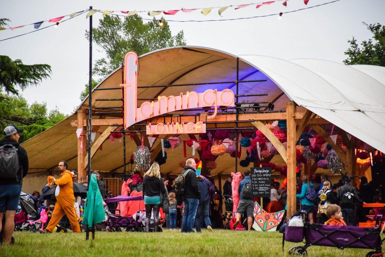 Just So Festival 2018 - the flamingo lounge
