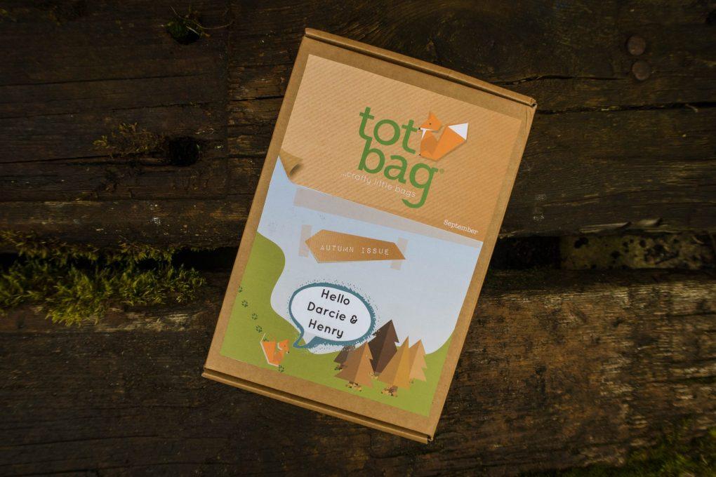 totbag - the box