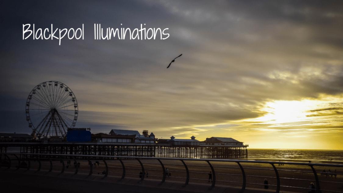 Blackpool illuminations - blog post header