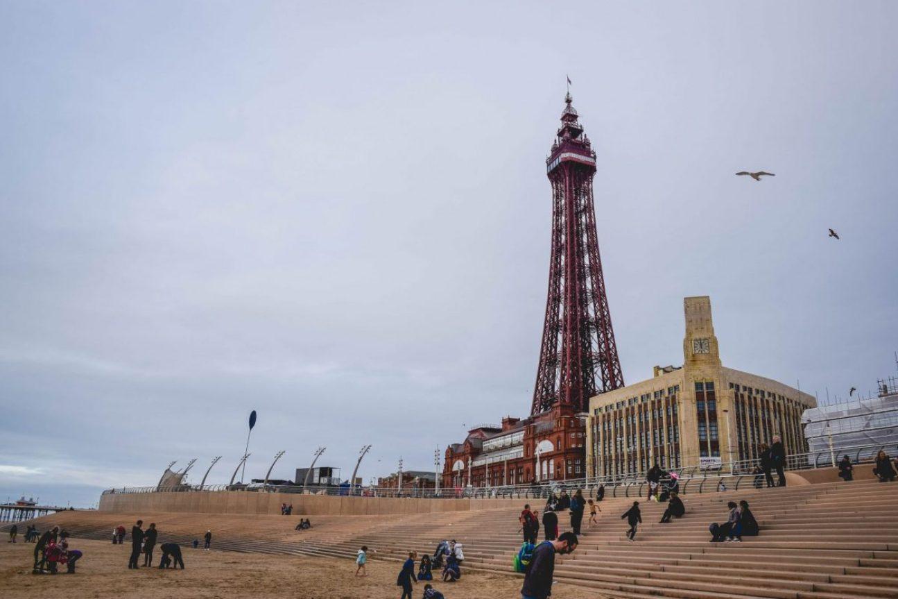 Blackpool illuminations - the blackpool tower