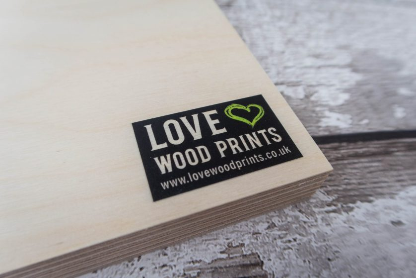 Bringing Memories to Life with Love Wood Prints (plus GIVEAWAY)