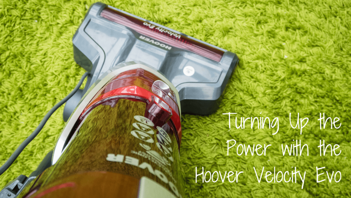 Hoover Velocity Evo - blog post header