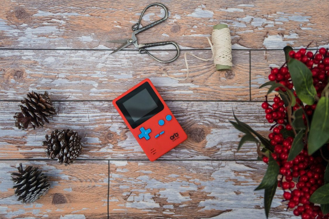 A Christmas Gift Guide for Grown Ups - retro games console