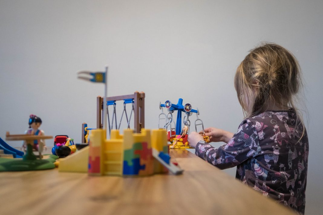 In the Playground with Playmobil - hours of fun