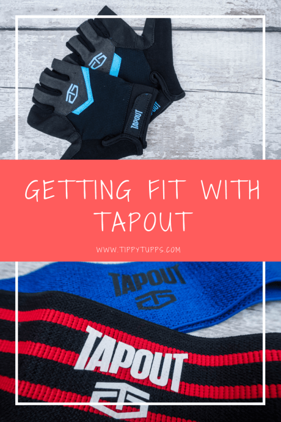 Product Review - So, when the chance came along to test out these weightlifting gloves and resistance bands from the TapouT range, I was keen to stock up on some items to add to our home gym and start exercising, losing weight and reclaiming my waistline!