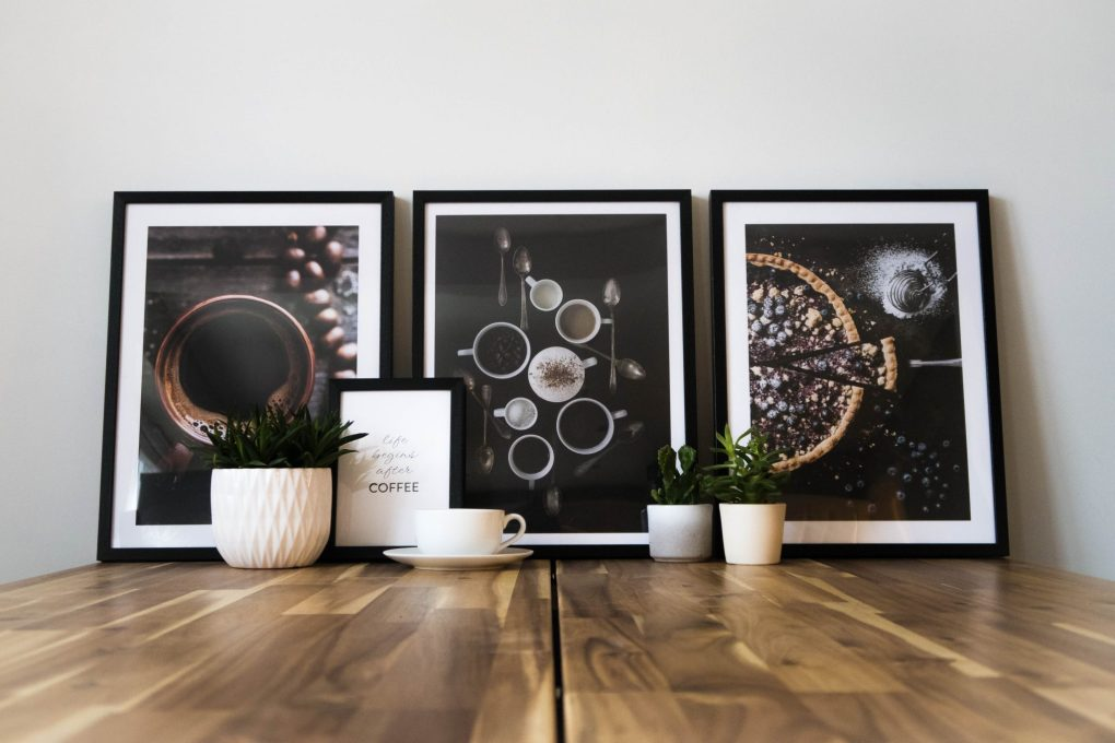 Scandinavian Design with Desenio - in the dining room