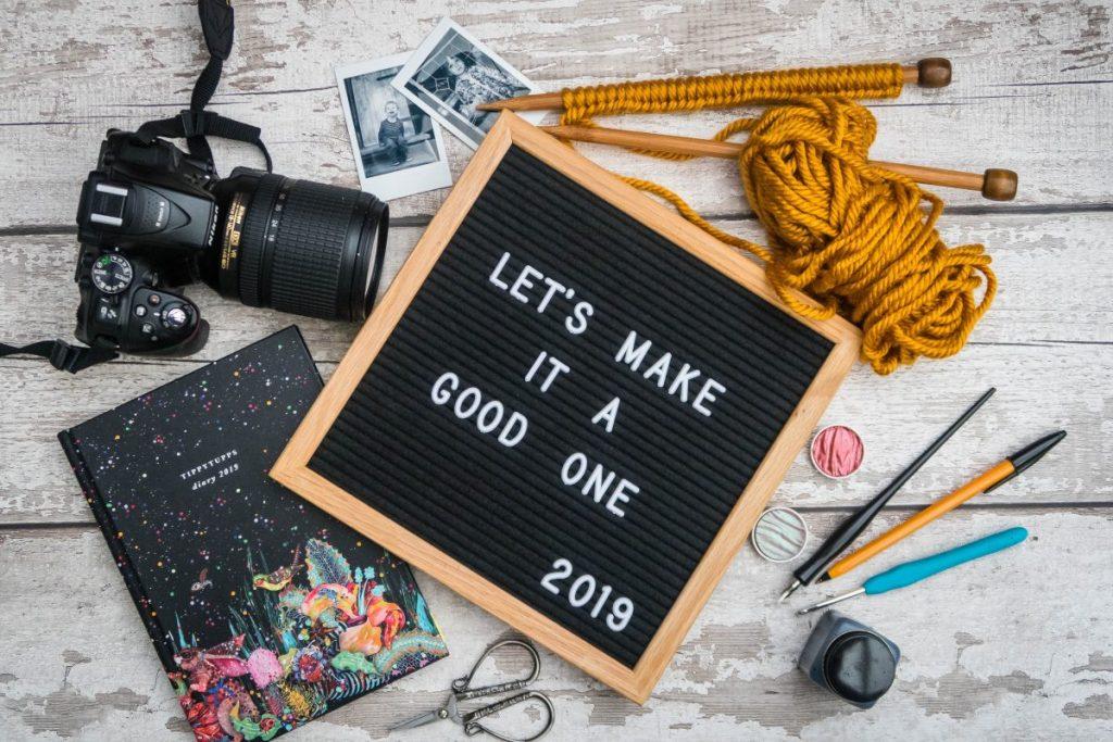 19 things in 2019 blog post header