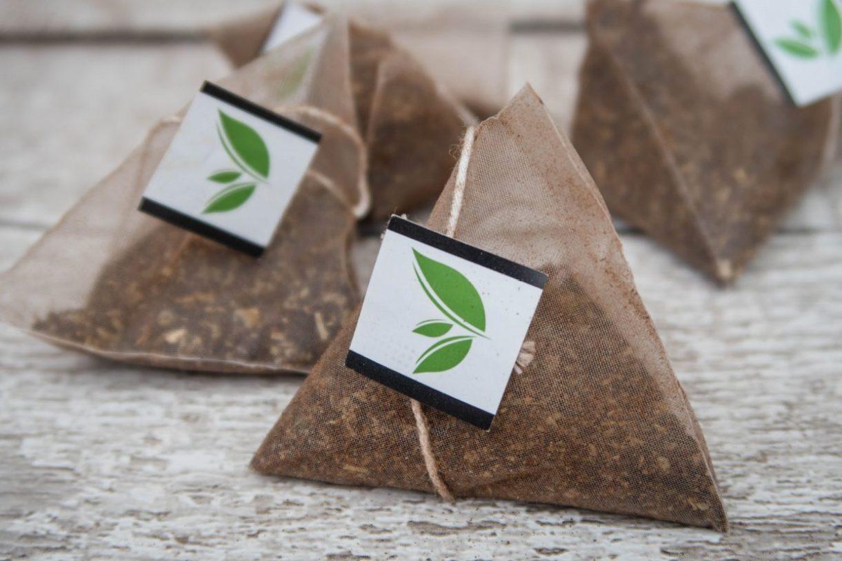Pure Green Coffee Company - bag close up