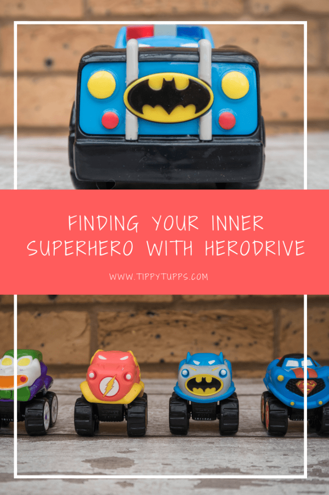 A children's toy with a difference. HERODRIVE combines some of the classic DC superhero characters with cars to give you super vehicles ready to wheel into danger and save the day....or maybe just hang out in the city for a street race. In our case it was a little of both; this is what we thought.