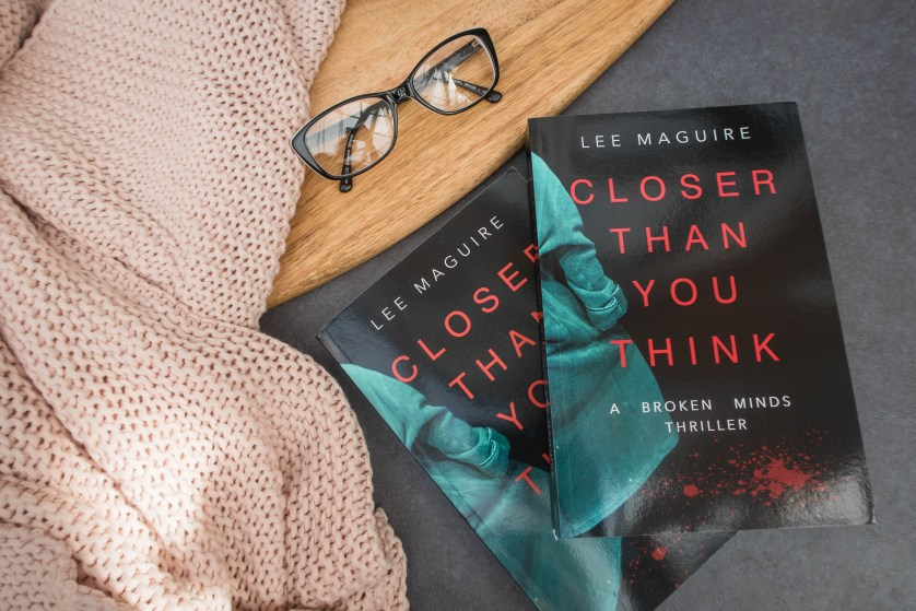 Closer Than You Think by Lee Maguire – GIVEAWAY