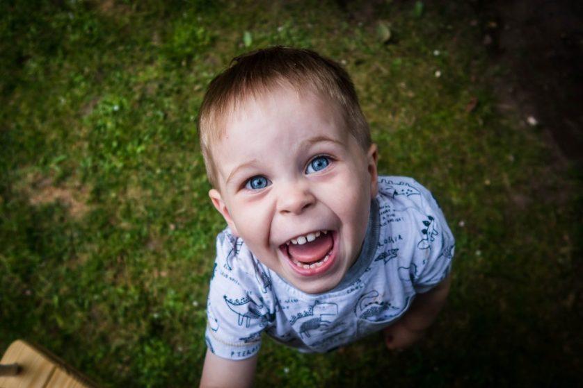 Dear Henry – on your third birthday
