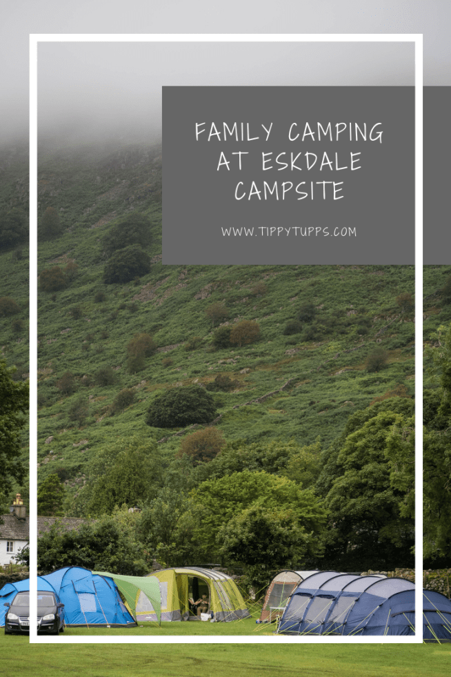 Eskdale camping: located at the foot of Hardknott pass - the steepest road in England - Eskdale campsite is a beautiful, family friendly site set in some stunning scenery.