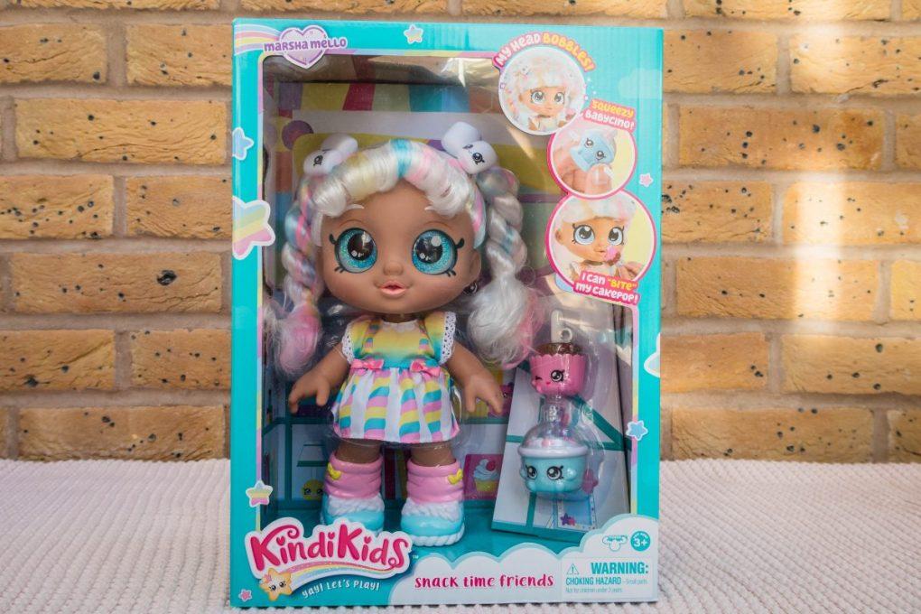 the new Kindi Kids doll