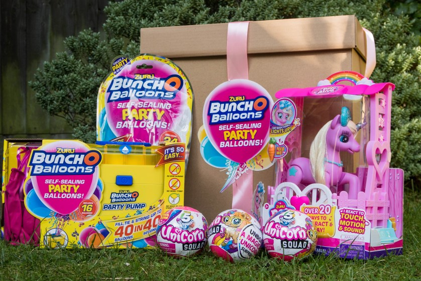 Party Ready with Zuru Bunch O Balloons – review & giveaway