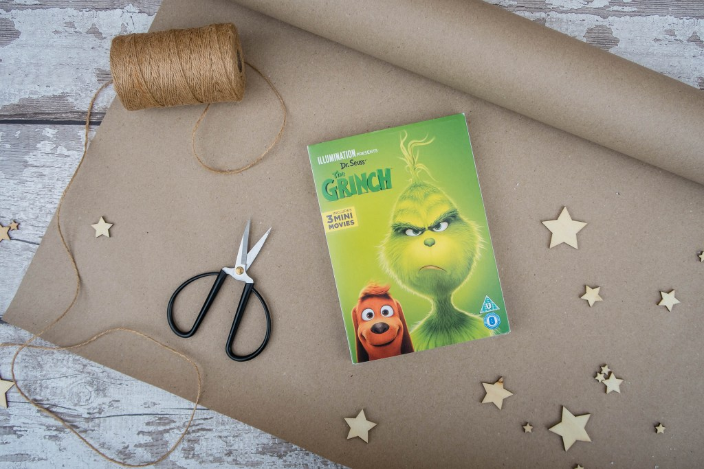 gift ideas for kids - a family movie