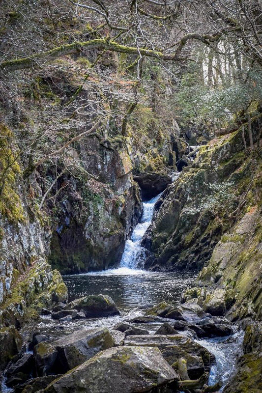 Rhaeadr Nantcol Waterfalls