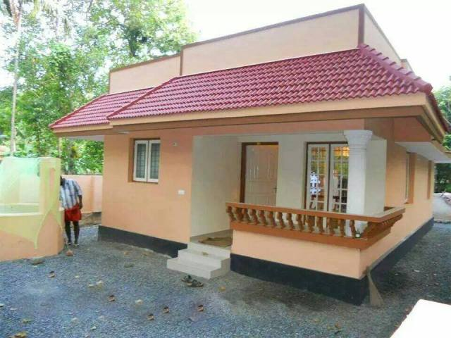 882 Square Feet 3 Bedroom Low Budget Home Design and Plan ...