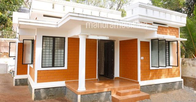 790 Square Feet 2 Bedroom Low Budget Home Design and Plan ...