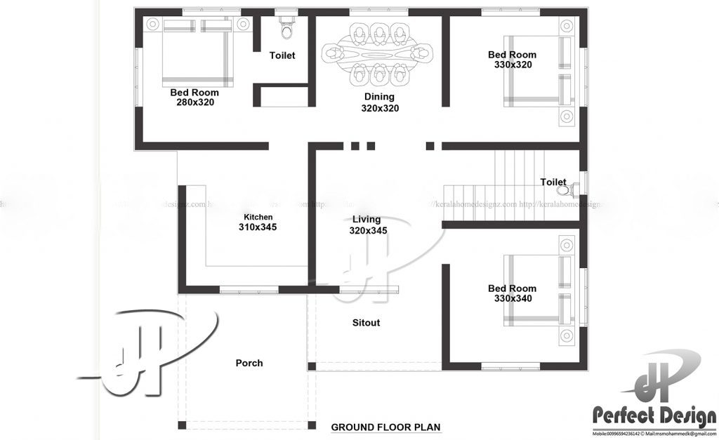 1000 Floor Home Plans Ft Sq