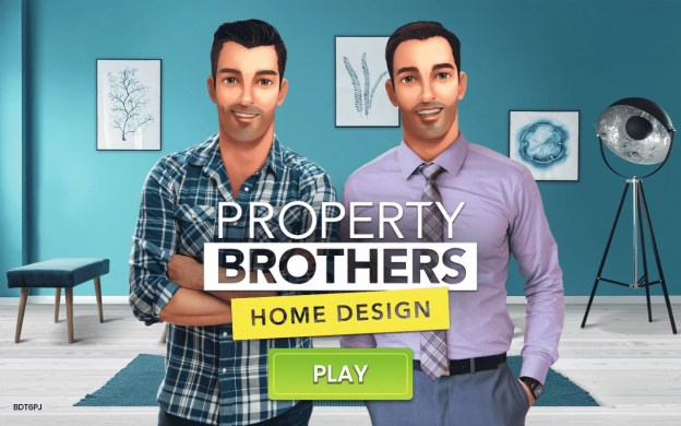 Property Brothers Home Design Cover Image