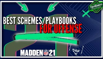 Best Schemes and Playbooks for Offense Madden 21 for Simulation