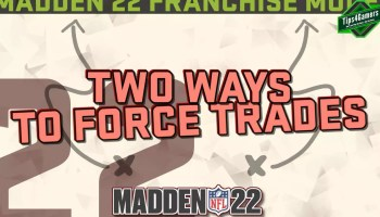 How to Force Trades in Madden 22 Franchise Mode