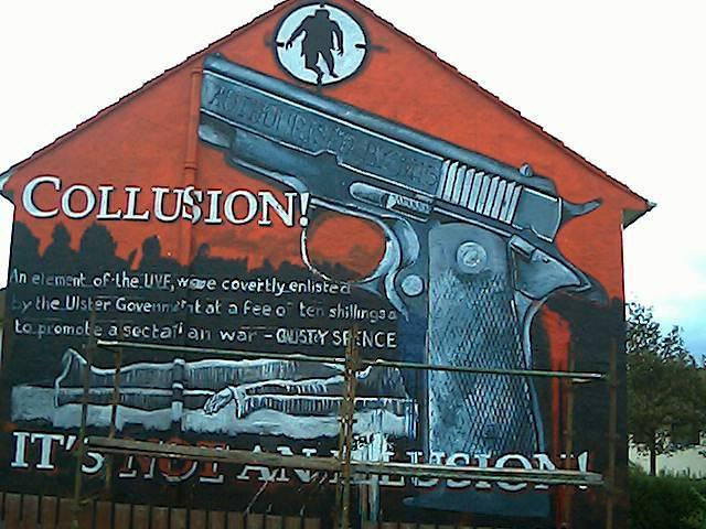 Anti colliusion in Ireland