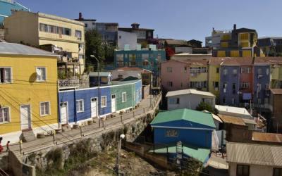 Alla scoperta di VALPARAÍSO, la città più bella e colorata del Cile