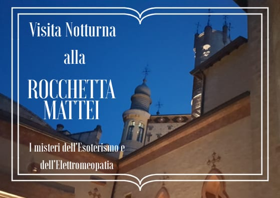Copertina articolo Visita notturna Rocchetta Mattei a Bologna