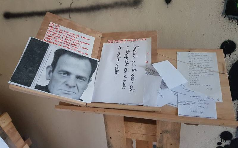 Mostra fotografica Padiglione Charchot nell'ex manicomio di Volterra