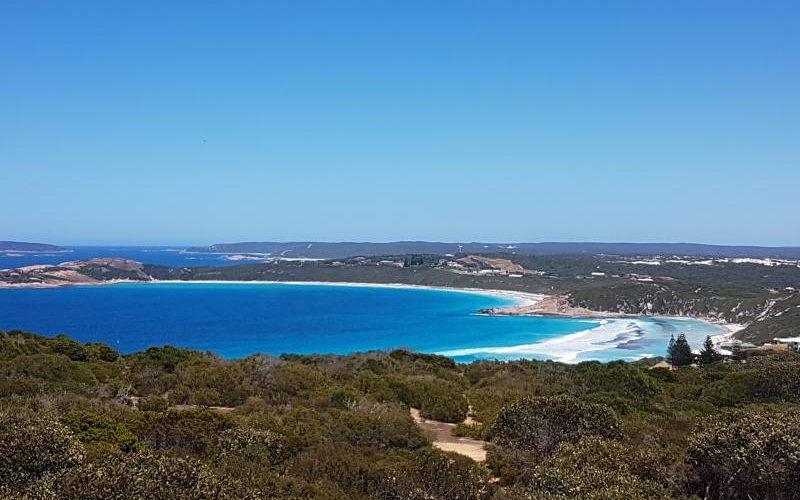 """Punto panoramico """"Rotary Lookout"""" sulla Great Ocean Drive di Esperance"""