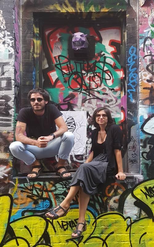 Hosier Lane, la via dei murales di Melbourne in Australia