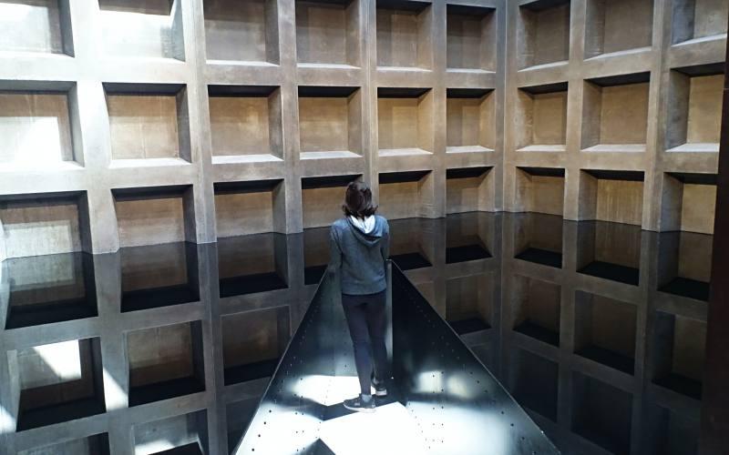 La stanza infinita del MONA, il museo da vedere a Hobart in Tasmania