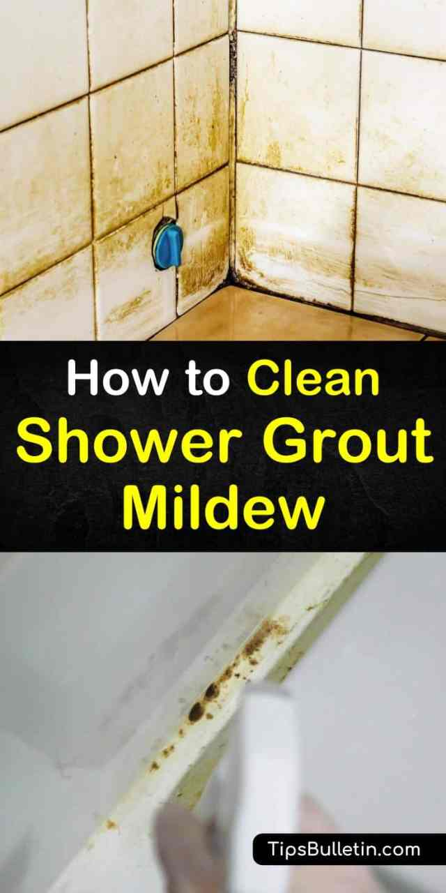 24 Brilliant Ways to Clean Shower Grout Mildew