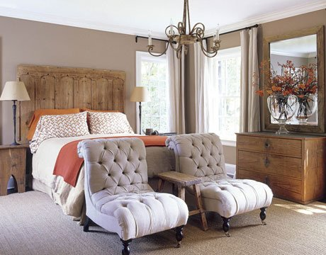 Decorate your Headboard