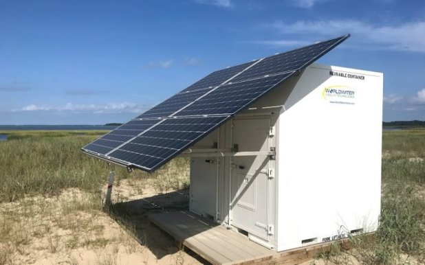 About Solar Power