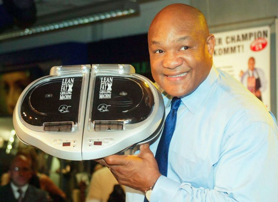 Fortune of George Foreman