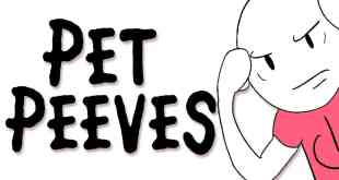 Five Pet Peeves