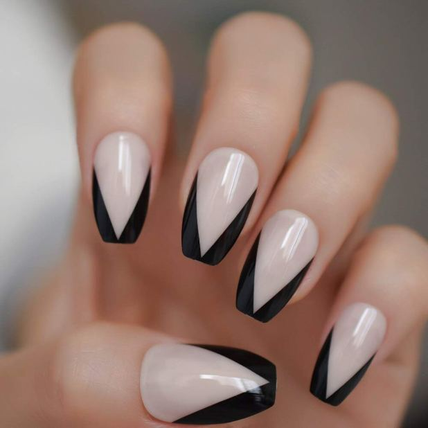 Coffin Tip Nails