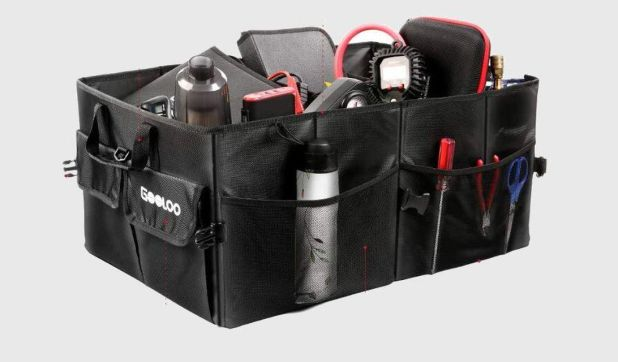 Give Dad the gift of trunk organization