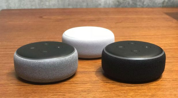 Friday-best-by-amazon-echo-dot-3 generation from cnet black