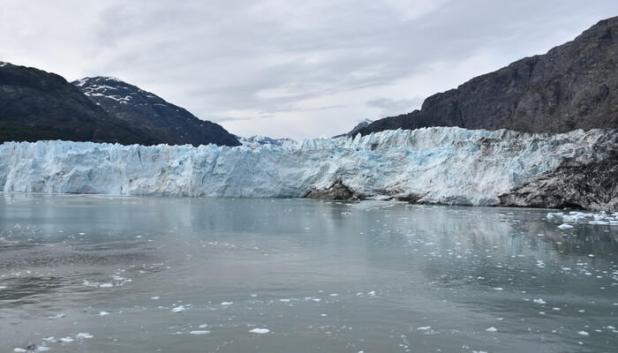 Alaska in Glacier Bay, USA