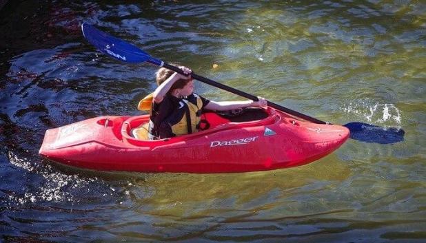 Kayaking in Melbourne