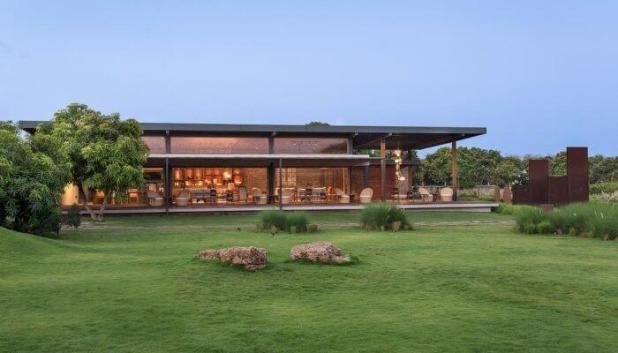 luxury hand-crafted eco-boutique resort