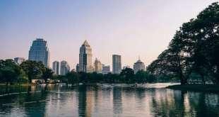 Why visit Lumpini Park in Bangkok Thailand
