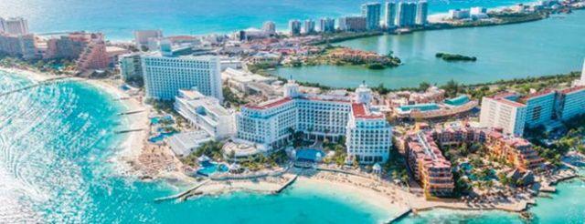 cancun, lugar turistico de quintana roo, mexico