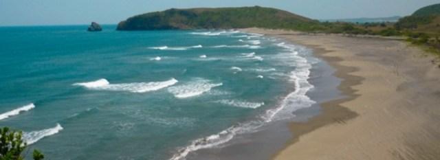 playa peña hermosa, veracruz, mexico