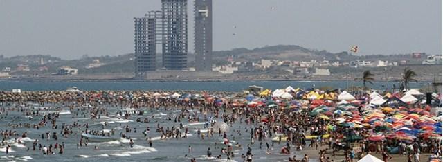 playa villa del mar, veracruz, mexico