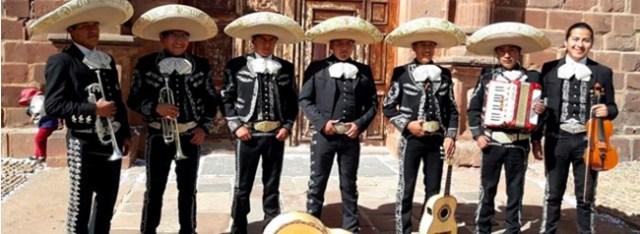 los mariachis, tradicion mexicana
